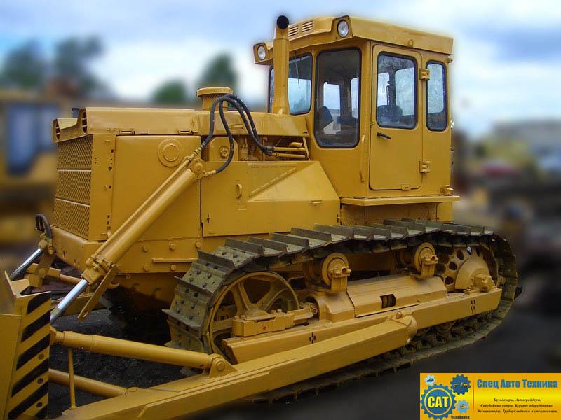 Предлагаем бульдозеры Т-130 после капитального ремонта | ПО «ЧМЗ»